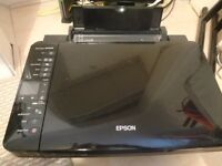 EPSON PRINTER/COPIER SX424W AS NEW AS HARDLY USED £10 FOR QUICK SALE