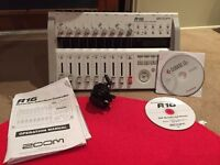 Zoom R16 16 Track Recorder (With Cubase)