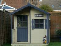 Playhouse or shed