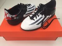 Messi Pibe De Barrio Black and White Football Boots Limited edition
