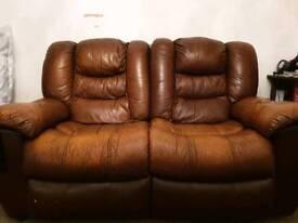 Beautiful, Leather Sofas