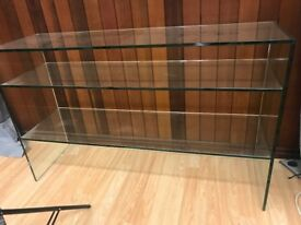 glass shelf ( high tempered )