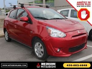 2015 Mitsubishi Mirage SE Sieges-Chaufant A/C Cruise Bluetooth M