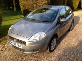 Fiat punto automatic 59,000 miles full service history