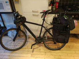 bike for sale! perfect commuter kit! many extras