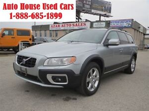 2008 Volvo XC70 3.2 Premium PKG,Leather,Sunroof,AWD,Parking sens