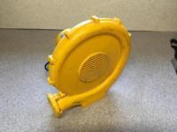 Bouncy castle electric blower 240v
