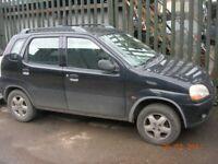 Suzuki ignis 1328 cc; 5 door hatchback petrol, 2001, !!!!!BREAKING FOR SPARES / PARTS !!!!!