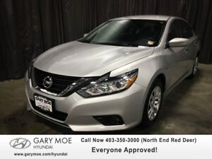 2017 Nissan Altima S W/ BACK UP CAM, HEATED SEATS, PUSH BUTTON S