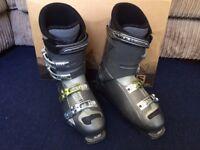 Salomon XWave 7.0 Sensifit ski boots Size 30/30.5, UK12, EU47