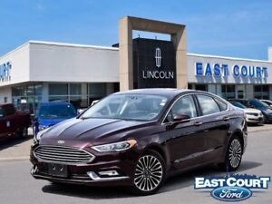 2017 Ford Fusion SE, $69/wk, NAV, heated seat, sunroof, bluetoot