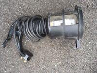 60W Plastic Inspection Light 220 – 240V
