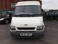 Ford Transit Very good engine drives very good