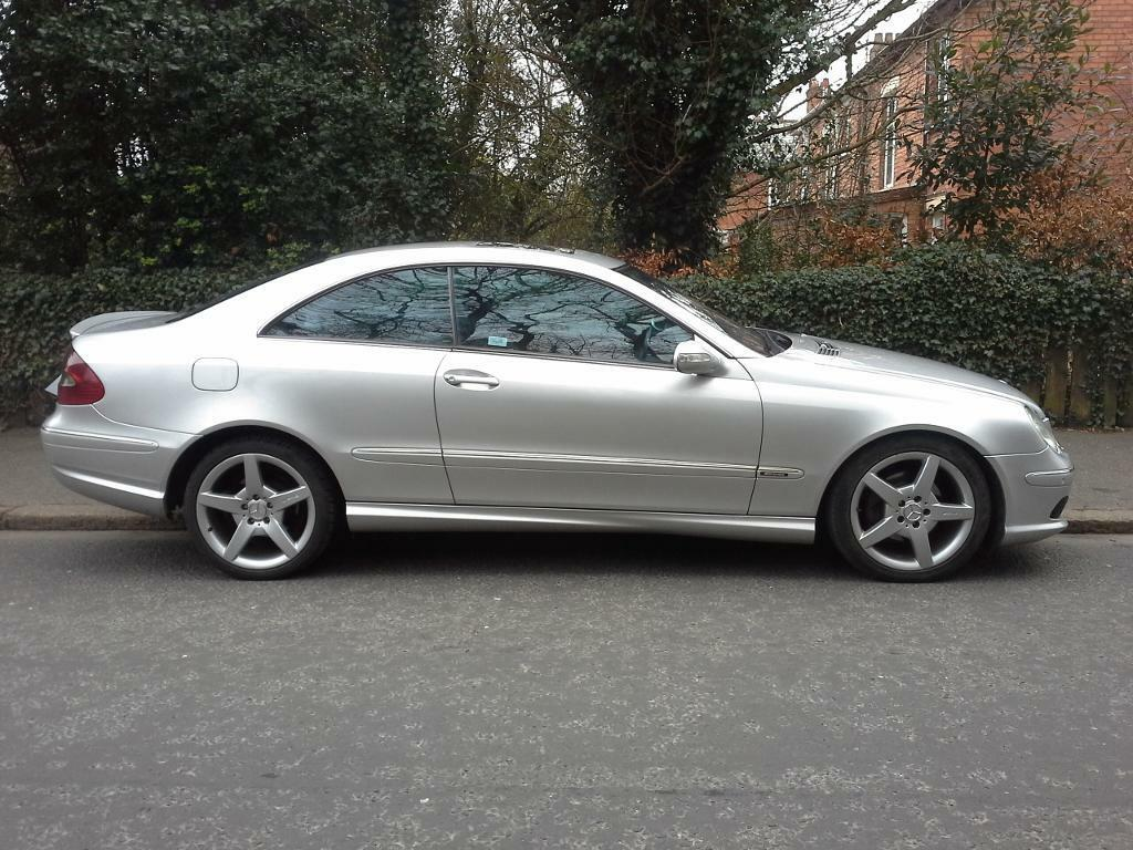 amg mercedes clk 270 cdi pillarless 2 door coupe in antrim road belfast gumtree. Black Bedroom Furniture Sets. Home Design Ideas