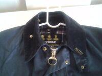 Gents Barbour jacket size 38.