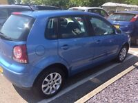Volkswagen polo 1.4 disel 2007 48k only