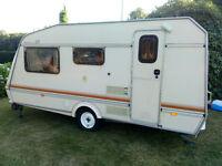 Elddis Wisp 450 Touring Caravan