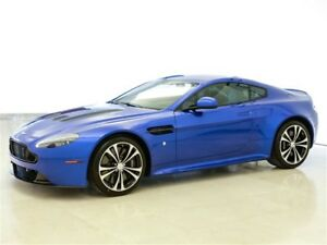 2017 Aston Martin V12 Vantage S Coupe Manual ONE OF 24* NEW CAR*