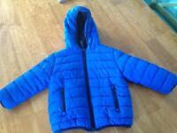 Next Boys winter coat 1 1/2 - 2 years