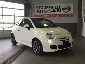 Fiat 500 sport  automatic and alloys 2015