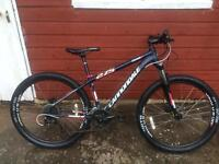 Cannondale trail_S hardtail mountain bike