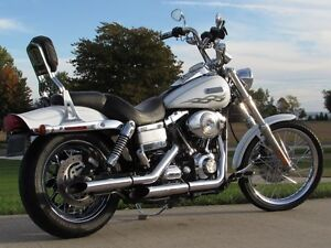 2006 harley-davidson FXDWG Dyna Wide Glide   6 Speed and Fuel In London Ontario image 2