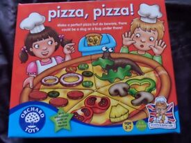 Pizza Pizza Orchard Game