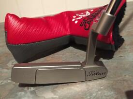 TITLEIST SCOTTY CAMERON NEWPORT SELECT 34""