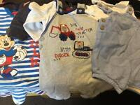 Baby Boy 6-9 months clothes