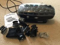 Babyliss thermostat-ceramic rollers- as new