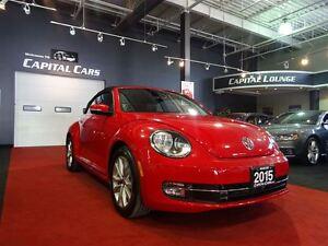 2015 Volkswagen Beetle TSI COMFORTLINE / CONVERTIBLE / BLUETOOTH