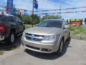 2009 Dodge Journey SXT | 7PASS | SAT RADIO | AS IS London Ontario image 3