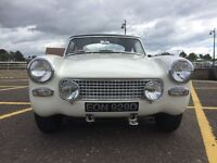 Superb rust free 66 Austin Healey Sprite with Ashley top