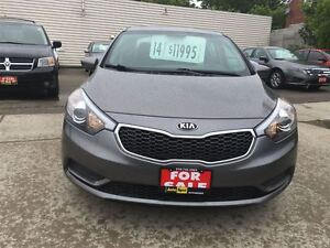 2014 Kia Forte LX/ WE FINANCE !/PRICED FOR A QUICK SALE!! Kitchener / Waterloo Kitchener Area image 12