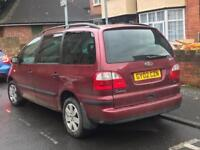 2002 FORD GALAXY 2.3 ZETEC 7SEATER