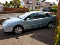 Citroen C5 Exclusive diesel FSH very low mileage may swap to diesel only