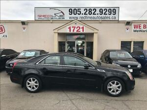 2009 Cadillac CTS 3.6L, Leather, WE APPROVE ALL CREDIT