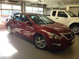 2015 Nissan Altima 2.5 SL 1 OWNER LOCAL TRADE!!