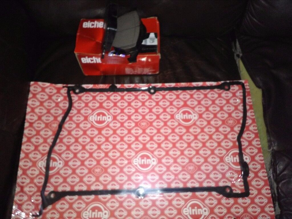 mk4 golf gti/ turbo brake pads and outer cam cover kasget