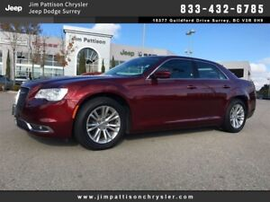 2016 Chrysler 300 Touring 8.4 SCREEN PANORAMIC ROOF