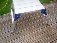 Platform / Step up Ladder