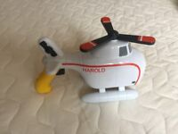 Thomas The Tank Engine Talking Harold The Helicopter with Torch Light