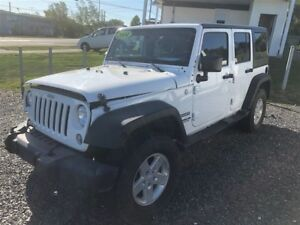 2014 Jeep Wrangler EDITION SPORT