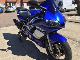 Yamaha r6 must go offers