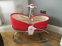 Tiny Love Rocker Napper Baby to Toddler Seat (used instead of a bouncer)