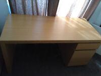 Desk (Ikea Malm)