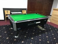 Slate bed pool tables for sale