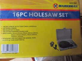 Holesaw Set