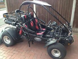 2010 TBM 250cc ROAD LEGAL BUGGY AUTOMATIC SWAP QUAD RAPTOR CAR QUADZILLIA ATV?!!