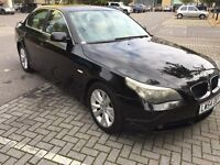 BMW 530d 2005 SE Black, Automatic, Recently Serviced. 1 Year Mot. £3295